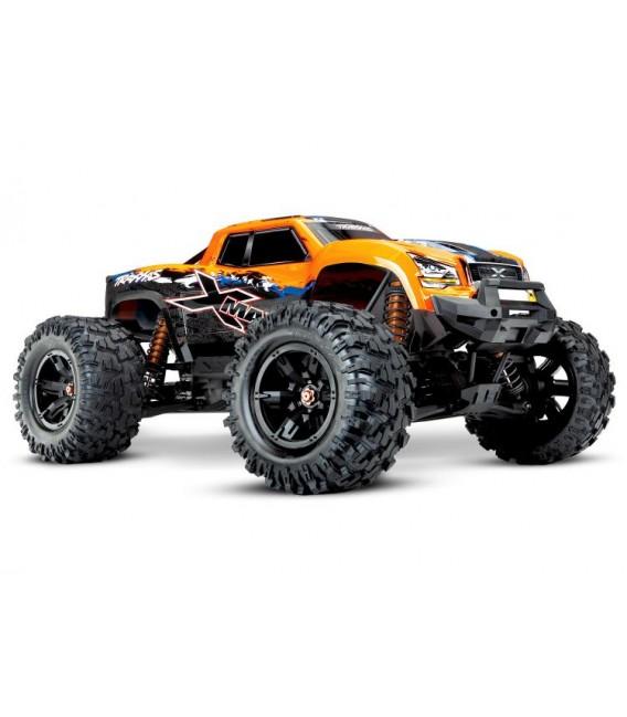 X-MAXX 8S 4WD BRUSHLESS TQi TSM ORANGE-X