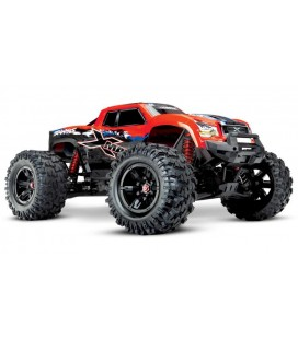 X-MAXX 8S 4WD BRUSHLESS TQi TSM RED-X