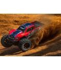 X-MAXX 8S 4WD BRUSHLESS TQi TSM RED-X
