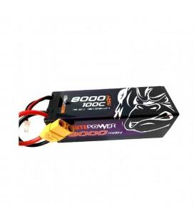 BRUTEPOWER LIPO 4S HV 8000MAH 100C