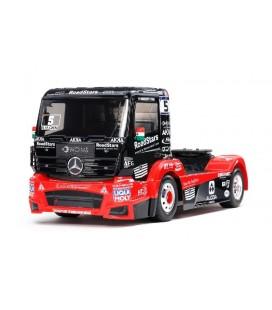 TAMIYA M-B RACE TRUCK ACTROS MP4 TT01E