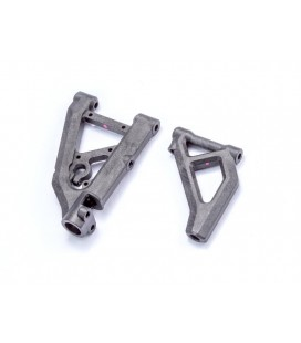 FRONT SUSPENSION ARM SET HARD (IF18-2)