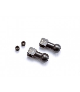 LONG ANTI-ROLLBAR BALL 2.7mm (IF18-2)