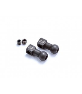 LONG ANTI-ROLLBAR BALL 3.0mm (IF18-2)