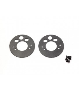 FRONT CARBON WHEEL PLATE (IF18-2)