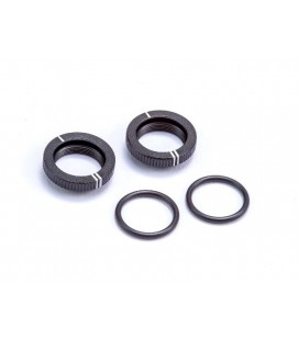SHOCK SPRING ADJUSTER O-RING SET (2each)