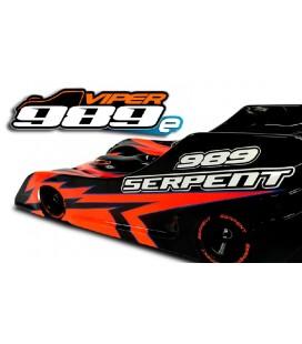 SERPENT VIPER 989-e 1/8 4WD EP