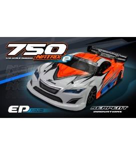 SERPENT NATRIX 750-E 1/10 4WD EP CAR