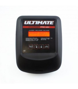 ULTIMATE PRO-8X BATTERY CHARGER