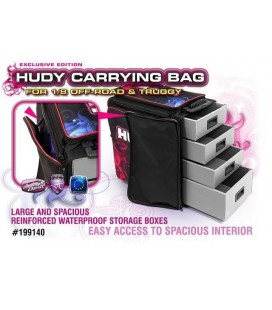HUDY 1/8 OFF ROAD & TRUGGY CARRYING BAG