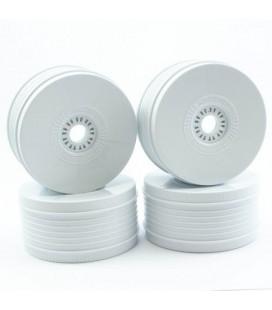 PROCIRCUIT VORTEX WHEELS V2 WHITE (4U)