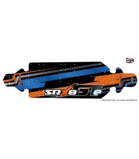 CHASSIS PROTECTOR SERPENT SRX8 GT-e