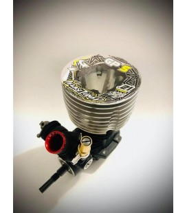 IELASI TUNED GP5 .21 GT OS ENGINE PRERUN