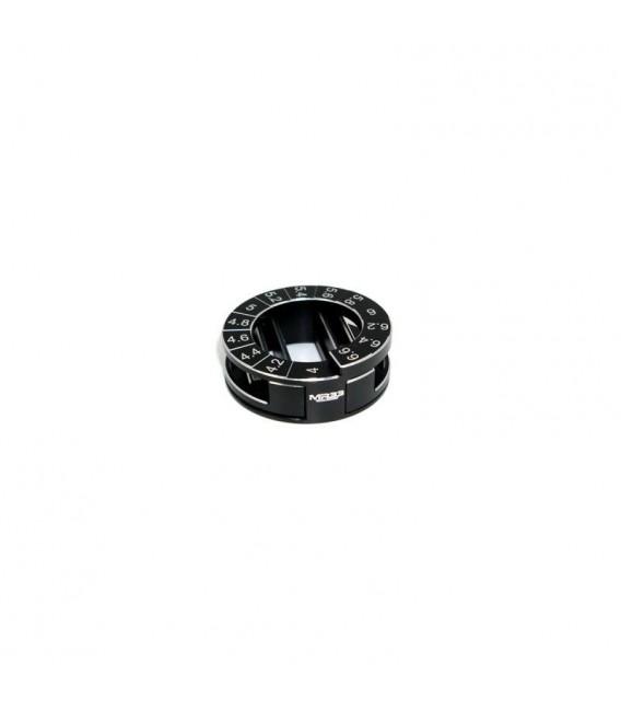 MR33 CIRCLE DROOP GAUGE 4.0-6.6 w/BLOCKS