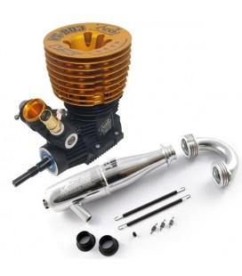 COMBO ENGINE VS-B03 & EXHAUST EFRA 2135