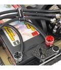 1UP RACING HEATSINK BULLET PLUGS 4MM (2)