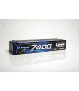 LRP LIPO 7400 STOCK HV 130C/65C 7,6V G4