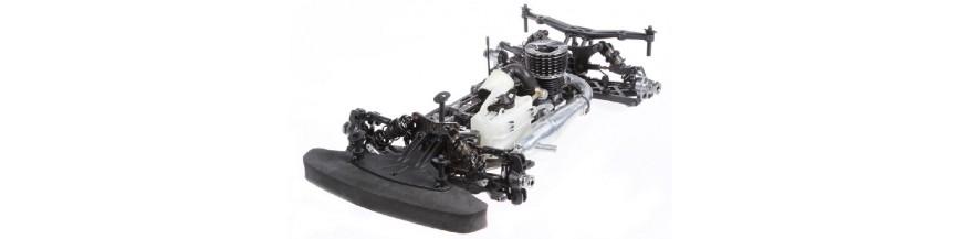 SERPENT COBRA GT/SRX8 GT