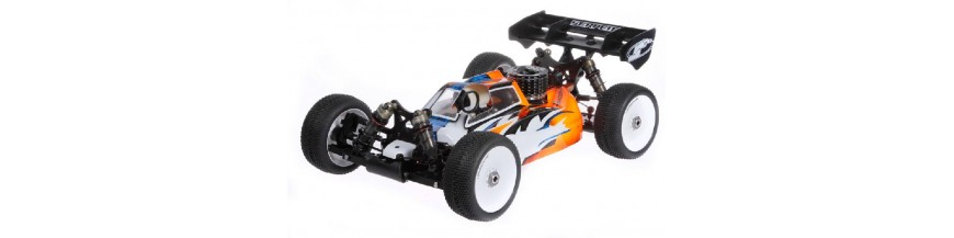 SERPENT SRX8 BUGGY