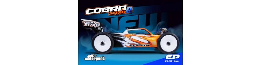 SERPENT SRX8-E