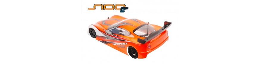 SERPENT S100 PAN-CAR