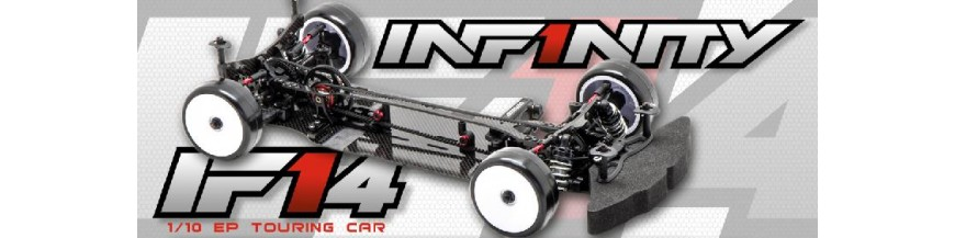 INFINITY IF14 TOURING CAR
