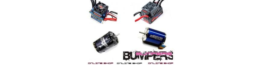 ELECTRIC ENGINES & ESC