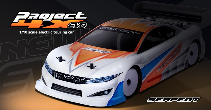 Project 4x EVO
